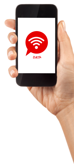 How to enable your mobile data