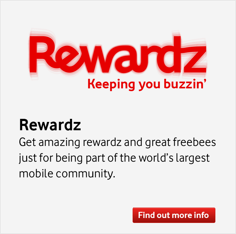 Rewardz - keeping you buzzin'
